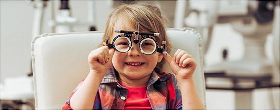 pediatric ophthalmologist Pune