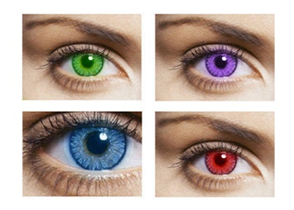 Colored Lenses