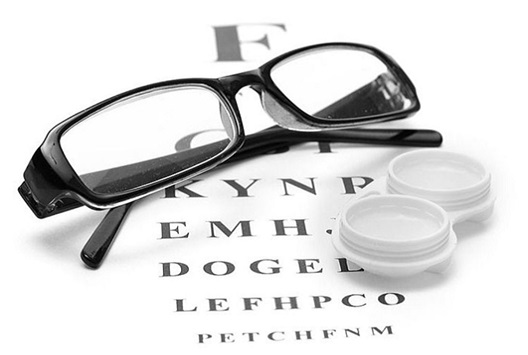 Spectacle OR Contact Lens