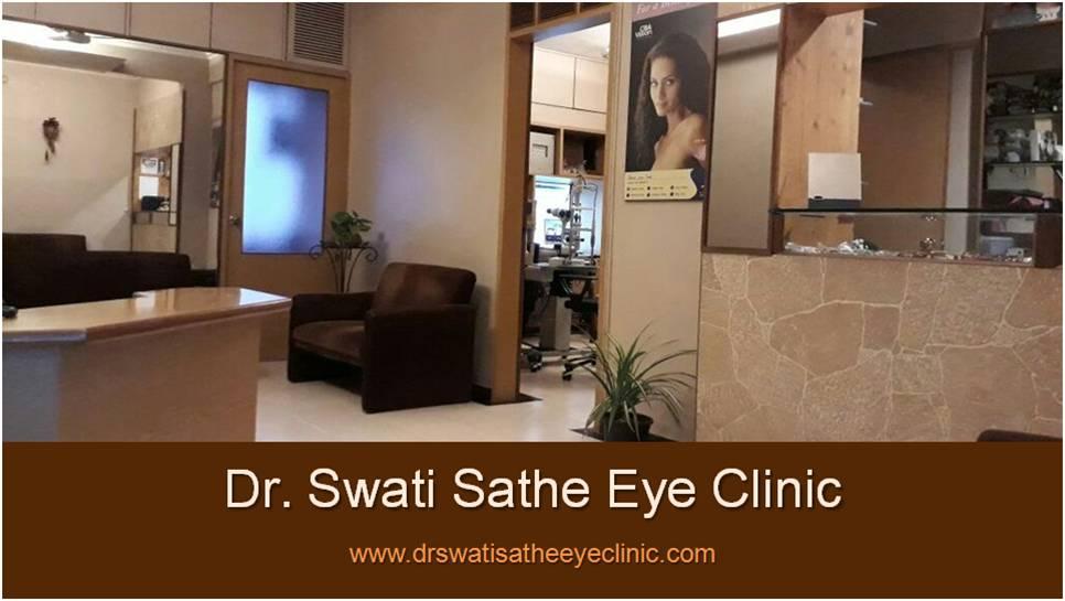 Dr Swati Sathe Eye Clinic , Eye Specialist , Koregaon Park , Pune , India